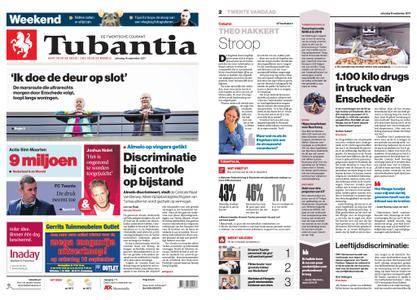 Tubantia - Enschede – 16 september 2017