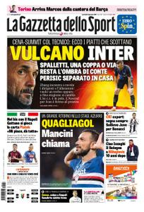 La Gazzetta dello Sport Sicilia – 29 gennaio 2019