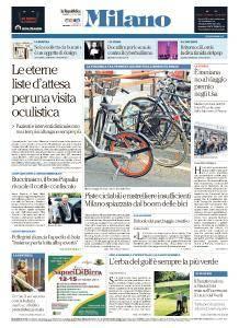 la Repubblica Milano - 12 Ottobre 2017