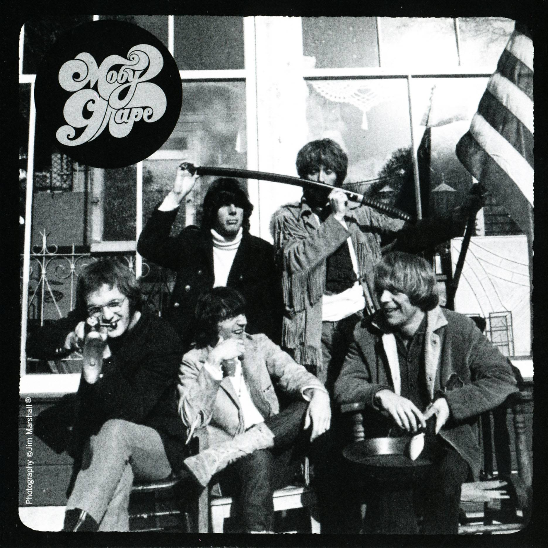 Moby Grape - Moby Grape (1967) Expanded Remastered 2007