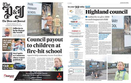 The Press and Journal Moray – February 26, 2020