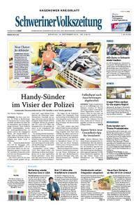 Schweriner Volkszeitung Hagenower Kreisblatt - 18. September 2018