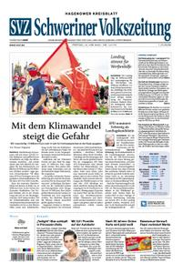 Schweriner Volkszeitung Hagenower Kreisblatt - 19. Juni 2020