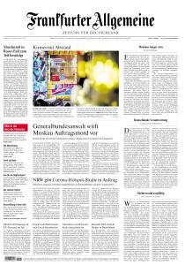Frankfurter Allgemeine Zeitung - 19 Juni 2020