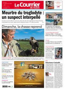 Le Courrier de l'Ouest Cholet – 19 septembre 2020