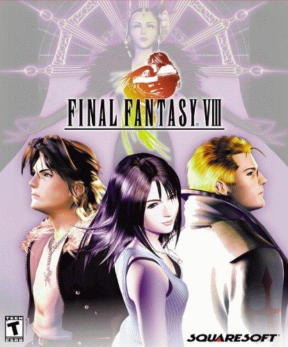 Final Fantasy VII, VIII, IX Game Pack