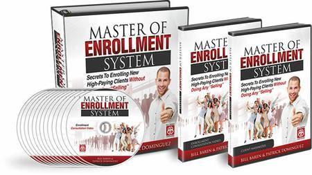 Bill Baren - Master Of Enrollment System (2016)