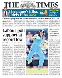 The Times - 4 July 2019
