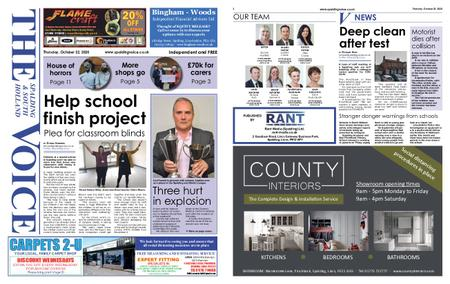 The Spalding & South Holland Voice – October 21, 2020