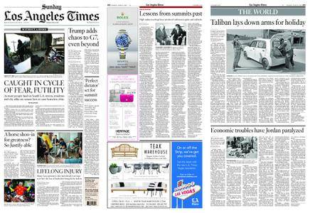 Los Angeles Times – June 10, 2018