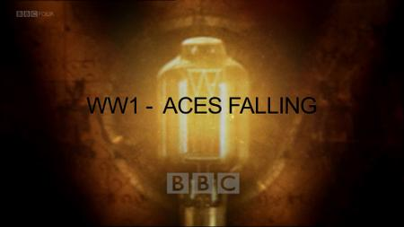 BBC - Timewatch: WWI Aces Falling (2009)