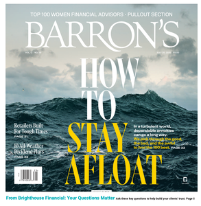 Barron's – 20 July 2020