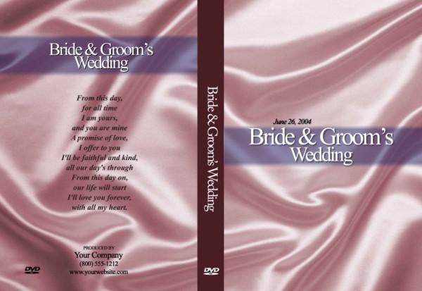 50 Wedding DVD Covers