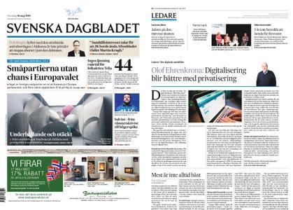 Svenska Dagbladet – 16 maj 2019