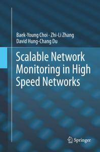 Scalable Network Monitoring in High Speed Networks (Repost)