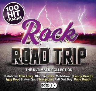 VA - Rock Road Trip: The Ultimate Collection (5CD, 2018)