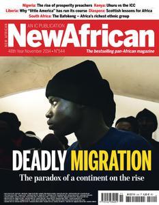 New African - November 2014