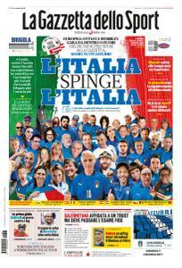 La Gazzetta dello Sport Nazionale - 26 Giugno 2021