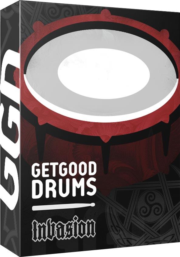 GetGood Drums Invasion v1.0.0 KONTAKT