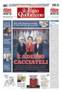 Il Fatto Quotidiano - 14 settembre 2019