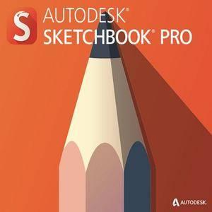 Autodesk SketchBook Pro for Enterprise 2018 Multilingual