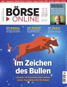 Börse Online - 16 August 2018
