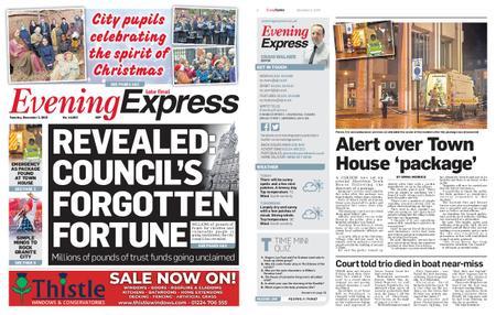 Evening Express – December 03, 2019