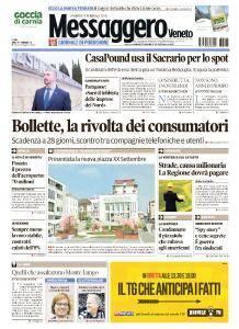 Il Messaggero Veneto Pordenone - 23 Febbraio 2018