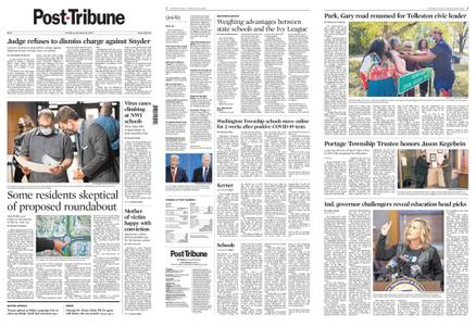 Post-Tribune – October 24, 2020