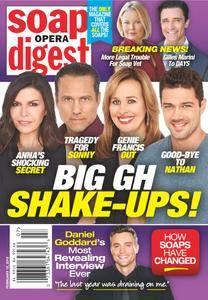 Soap Opera Digest - February 12, 2018