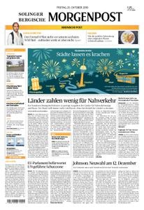 Solinger Morgenpost – 25. Oktober 2019