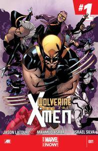 Wolverine and the X-Men 001 2014 digital