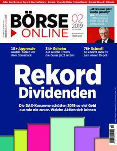 Börse Online – 10. Januar 2019