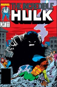 Incredible Hulk 333 1987