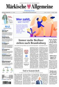 Märkische Allgemeine Fläming Echo - 27. August 2019