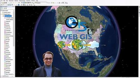 Fundamental of GIS & Web GIS: ArcGIS, Online&Cloud,GeoServer
