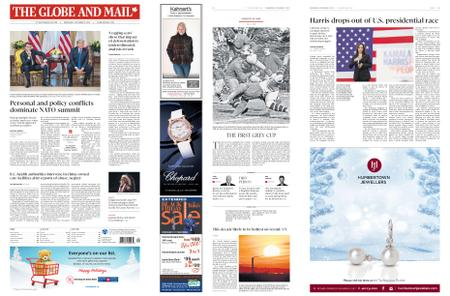 The Globe and Mail – December 04, 2019