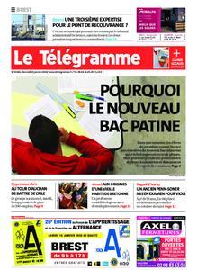Le Télégramme Brest – 15 janvier 2020