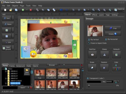 Mojosoft Photo Frame Studio v.2.5