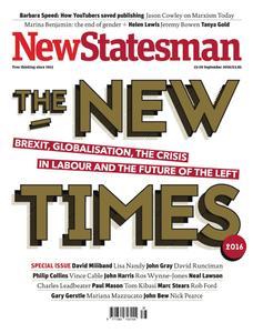 New Statesman - 23 - 29 September 2016