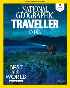 National Geographic Traveller India - December 2019