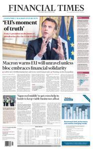 Financial Times UK - April 17, 2020
