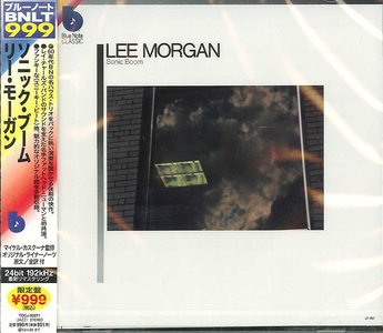 Lee Morgan - Sonic Boom (1967) {2012 Blue Note Japan BNLT Series TOCJ-50271}