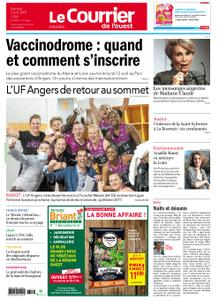 Le Courrier de l'Ouest Angers – 03 avril 2021