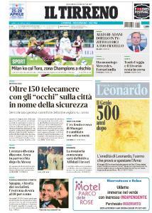Il Tirreno Livorno - 29 Aprile 2019