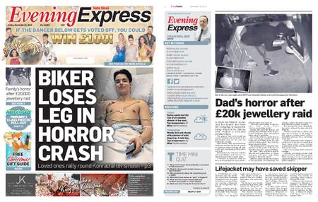 Evening Express – November 15, 2019