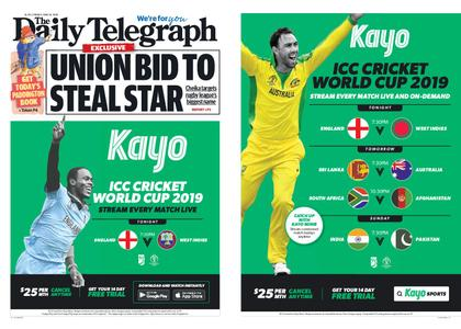 The Daily Telegraph (Sydney) – June 14, 2019