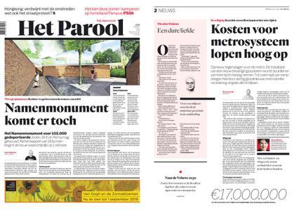 Het Parool – 09 juli 2019