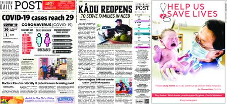The Guam Daily Post – March 24, 2020