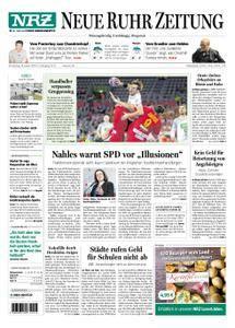 NRZ Neue Ruhr Zeitung Essen-Postausgabe - 18. Januar 2018